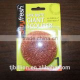 New hot products on the market hot sale blister card stainless steel scourer