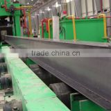 H beam steel production line