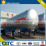 55000liters LPG gas tank trailer/ lpg tanker trailer /lpg trailer                                                                                                         Supplier's Choice