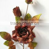 "2011 NEW Artificial Flowers Artificial Fruits 23"" Artificial Rose Spray"