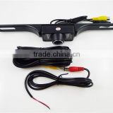 135 degree 12V Car vehicle reverse Back Up night vision camera with power cable and AV cable