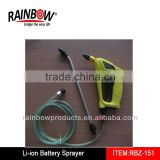 SANYO Lithium Ion Battery RBZ-151 battery operated sprayer pump