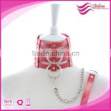 Newest Nipple Clamps Oral Sex Toys for Women Sex Toy Fun Cervical Collar / Subtract Shock Spike Super Cheap Red Crown Special