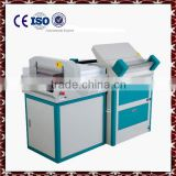 CE approved alloy wedding photo album making machine
