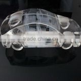 fashionable decorative crystal car model for sale