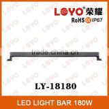 10000LM auto parts Car led light bar Super bright led light bar, Offroad led light bar, 180W Heavy duty led light bar