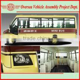Oversea Assembly Project Partner for Steel Plate Suspension Chassis Bus Seats
