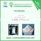 Factory supply 99% assay Toltrazuril pharmaceutical api,CAS 69004-03-1 Toltrazuril