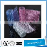 fashion acrylic bling diamond rhinestone sticker for cellphone