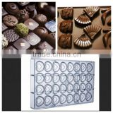 INquiry about Professional custom polycarbonate chocolate mold