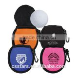 wholesale Golf Ball Cleaning Pouch