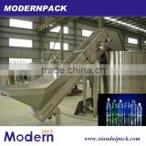 Automatic Plastic Bottle Unscrambler Machine for syrup bottles water bottles