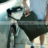 portable plastic fuel tank 20liter with single nozzle