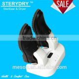 Ozone deodorant ac power electric shoe dryer for leather shoe and sneaker shoe
