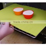 repeated use FDA approved full sheet pan sized liners silicone baking mat