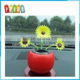 Automotive Solar Powered Dancing flower For Promotion