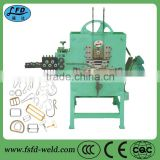 Hook forming machine bag luggage buckle forming machine