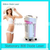 Hot selling products New Design Hot Sale Professional 808nm epilator diode laser hair removal in styler machine for slimming