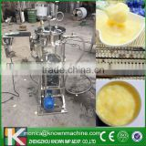 Food grade stainless steel honey filter machine for sale