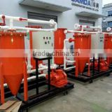 Steel material biogas scrubber/ biogas desulphurizer / biogas H2S romoving system / biogas purification/ H2S gas filter with CE