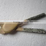 good quality disposable tableware tools bamboo spoon