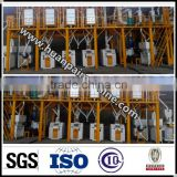 China Wheat flour processing line single machines double plansifter auto packing machine