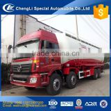 cheap good performance 8x4 340hp 35cbm foton auman bulk powder tanker truck for hot sale