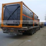 factory sale carbon steel 40ft tank container