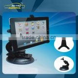 2015 Universal 360 Degrees Revolving with Strong Suction Tablet Car Mount Holder for iPad 2 3 4 5 & 7-10 Inch