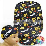 Custom Tag Halloween Day Cotton Baby Carrier Cover and Nursing Cover Multi-Use Baby Car Seat Cover Canopy
