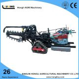crawler for trencher metal crawler track chassis