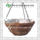 Hanging basket Garden pot Flower basket Plant pot Baskets wholesale Wicker basket