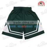 wholesale clothing sublimation basketball uniform dry fit sport jersry /shorts with OEM