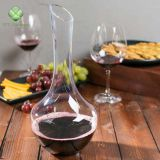 Hot Selling High Quality Handmade Mouth blown Long Neck 47.25 oz./1300ml Wine Glass Decanter