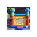 CE Moonwalk Inflatable Bouncy Castle With Jumping bouncy For Rental
