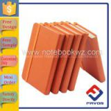 promotional office stationery A4 A5 A6 wholesale blank leather journals