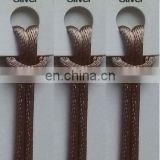 Silver chinese knotting nylon cord