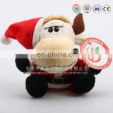 Plush and Super soft Material stuffed christmas elf