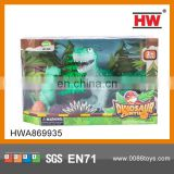 Interesting Soft Rubber Cartoon Dinosaur World Toys for Sale