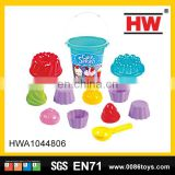 Custom ice cream cheap plastic mold toys