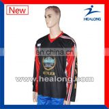 Healong Factory Imported Cheap Ice Hockey Jerseys