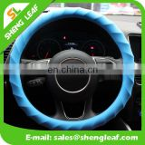 Heat Resistant Silicone Design Car Steering Wheel Cover