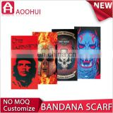 Hot selling factory price MOQ 10 triangle bandana