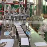Full Automatic High Speed Mask Making Medical Machine