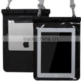 Special made Waterproof bag for iPad Mini Samsung Galaxry tablet pc