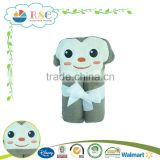 baby hooded wrapper disposable poncho