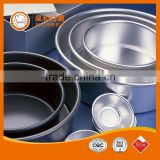 food grade baking dishes&pans aluminium non-stick teflon coating cake pan set