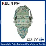 Kevlar Full Body Bulletproof Molle Vest With Gorin Protection