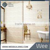Foshan factory Travertino wall for restaurant tile project ceramic wall Models ceramic floor for rooms