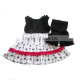 bulk wholesale kids clothing girls boutique sets arrow printed baby clothing                                                                                         Most Popular